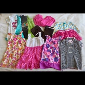 24 month old baby girl clothes